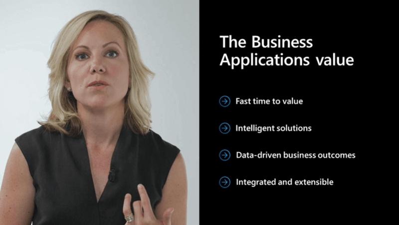 Dynamics 365, business cloud, power platform