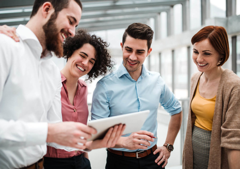 Sprzedaż B2B małe i średnie firmy sektora MSP