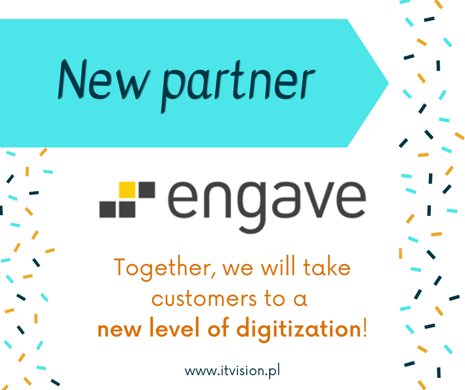 IT Vision and Engave cooperation