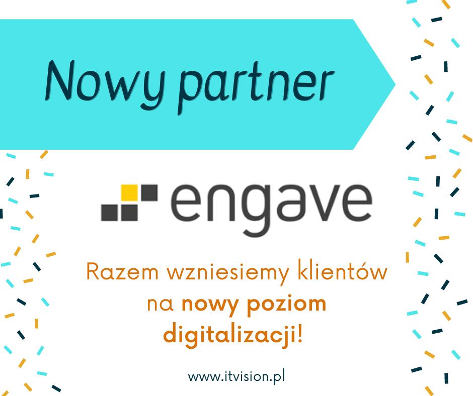 Współpraca IT Vision i Engave