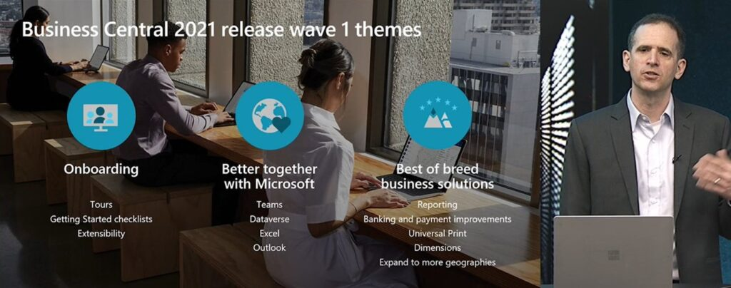 New release wave 1 Dynamics 365