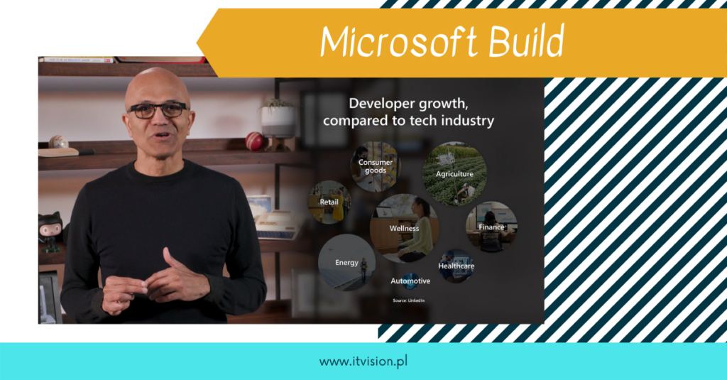 Microsoft supports developers – My Build 2021